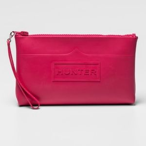 NWT Pink Hunter x Target large pouch